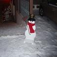 レヴィ⑩ 雪だるま